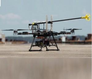超声波测试(UT)无人机