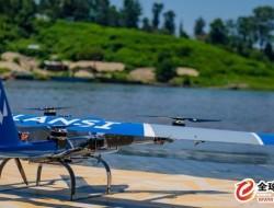 非洲的无人机:如何成为救生员