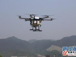 翔工植保无人机 喷洒农药无人机载重