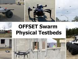 """DARPA授出""""进攻性蜂群战术""""计划第五轮""""蜂群"""