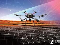 大疆携手日本光伏企业West,利用无人机进行设备检查
