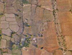 无人机绘制联合国教科文组织考古遗址图
