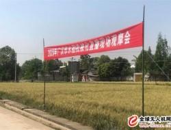 无人机直播,流水线育秧,水稻全程机械化生产,省工又省力