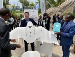 Wingcopter在卢旺达世界银行赞助的基伍湖挑战赛中获胜