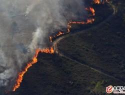 葡萄牙用无人机监视火情