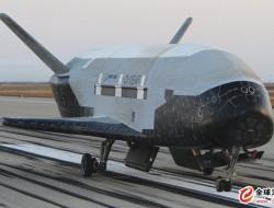 X-37B航天器实验微波功率束为无人机提供动力