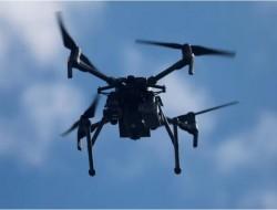 哥伦比亚警方使用无人机测体温识别违反冠状病毒隔离的人