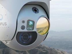 章鱼ISR系统推出Epsilon 180机载监控摄像头系统