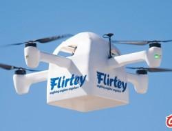 Flirtey获得了包裹升级投递无人机的专利