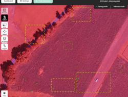 无人机测绘公司利用人工智能提供商业作物计数和