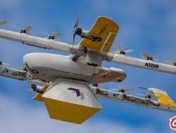 wing无人机交付服务在世界范围内发展良好