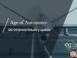 自治时代:Q2 / 20无人机行业更新