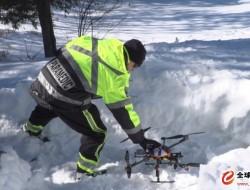 康斯伯格地理空间公司使用人工智能和无人机来提高加拿大的