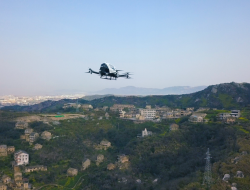 亿航智能获得全球首个自动驾驶飞行器物流试运行许可