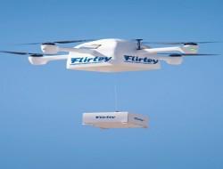 Flirtey的新专利有助于无人机交付