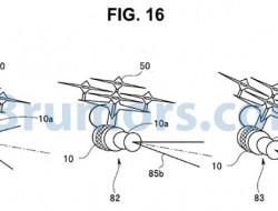 奥林巴斯专利显示其正在研发新型无人机