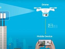 三星基于无人机优化5G网络性能新型AI解决方案