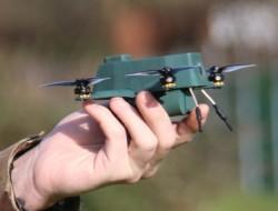 英国国防部购买纳米无人机
