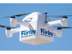Flirtey获得了与无人机投递安全相关的新专利