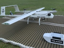 Volansi宣布在美国北卡罗莱纳州交付无人机货物