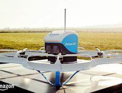 亚马逊将在英国无人机配送团队增加了一倍