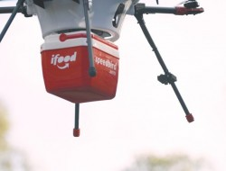 iFood和Speedbird Aero将在巴西进行无人机食品运送