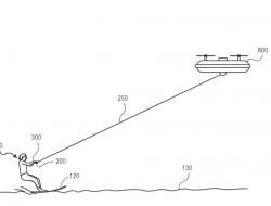 亚马逊为无人机滑雪和冲浪者申请专利