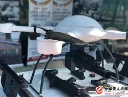 印度自产特种部队武装无人机曝光,可携带两具榴弹发射器