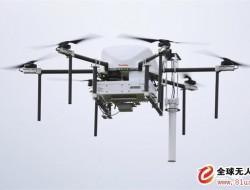 日本软银公开新型搜救无人机 可精准定位掩埋区域信号