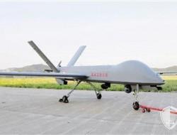 """""""彩虹""""巡天 遥看山河 用于应急测绘的彩虹-4无人机首飞"""