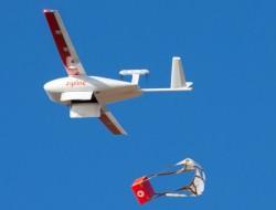 沃尔玛和Zipline团队无人机送货服务