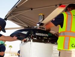 美国拉斯维加斯完成无人机最长的器官运输飞行