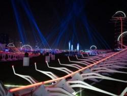 无人机竞速大赛开幕