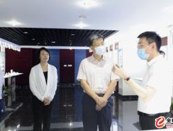 科技助推普宙高质量发展,中国科协党组书记怀进鹏一行来访调研