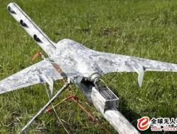 俄罗斯国防产品出口公司展示新型扫雷无人机