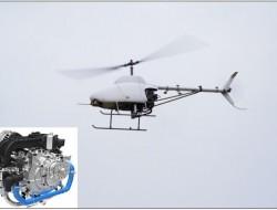 国内首款重油型舰载无人直升机首飞成功