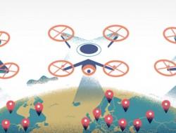世界各地的无人机飞行法则-图示