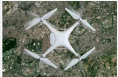 索尼升级了用于无人机相机软件开发工具包
