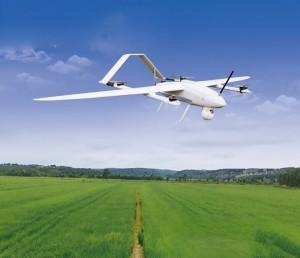 纯电垂直起降固定翼无人机(CL-812)