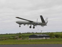 英国军事无人机在塞浦路斯训练飞行中坠毁