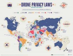 世界各地的无人机隐私法