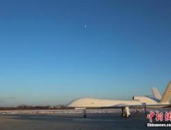 中国WJ-700无人机首飞成功 具备空对面精确打击作战能力