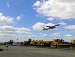 机场和公共安全的系留无人机
