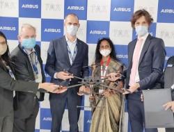 空中客车公司与印度Flytech合作,培训无人机操作员