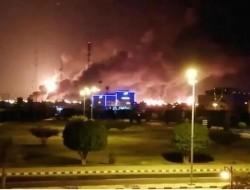 沙特石油重镇遭海上无人机突袭,对中国有什么警示?