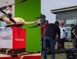 马来西亚:无人驾驶飞机即将开始向人们的家门口运送包裹,空中出租车即将到来