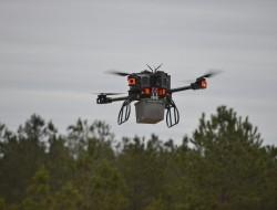RotorX公司向美国陆军展示Palledrone载重无人机