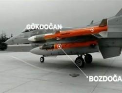 土耳其自行研制的Bozdogan近距空空导弹完成首次空中靶试