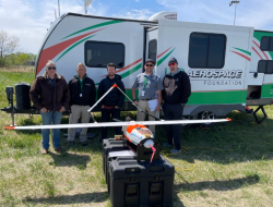 Sagetech Avionics公司和UNDAF团队完成Penguin C无人机规避飞行演示