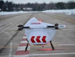 加拿大DDC无人机安全定点着陆技术获得美国专利